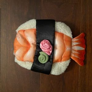 Puppy sushi costume